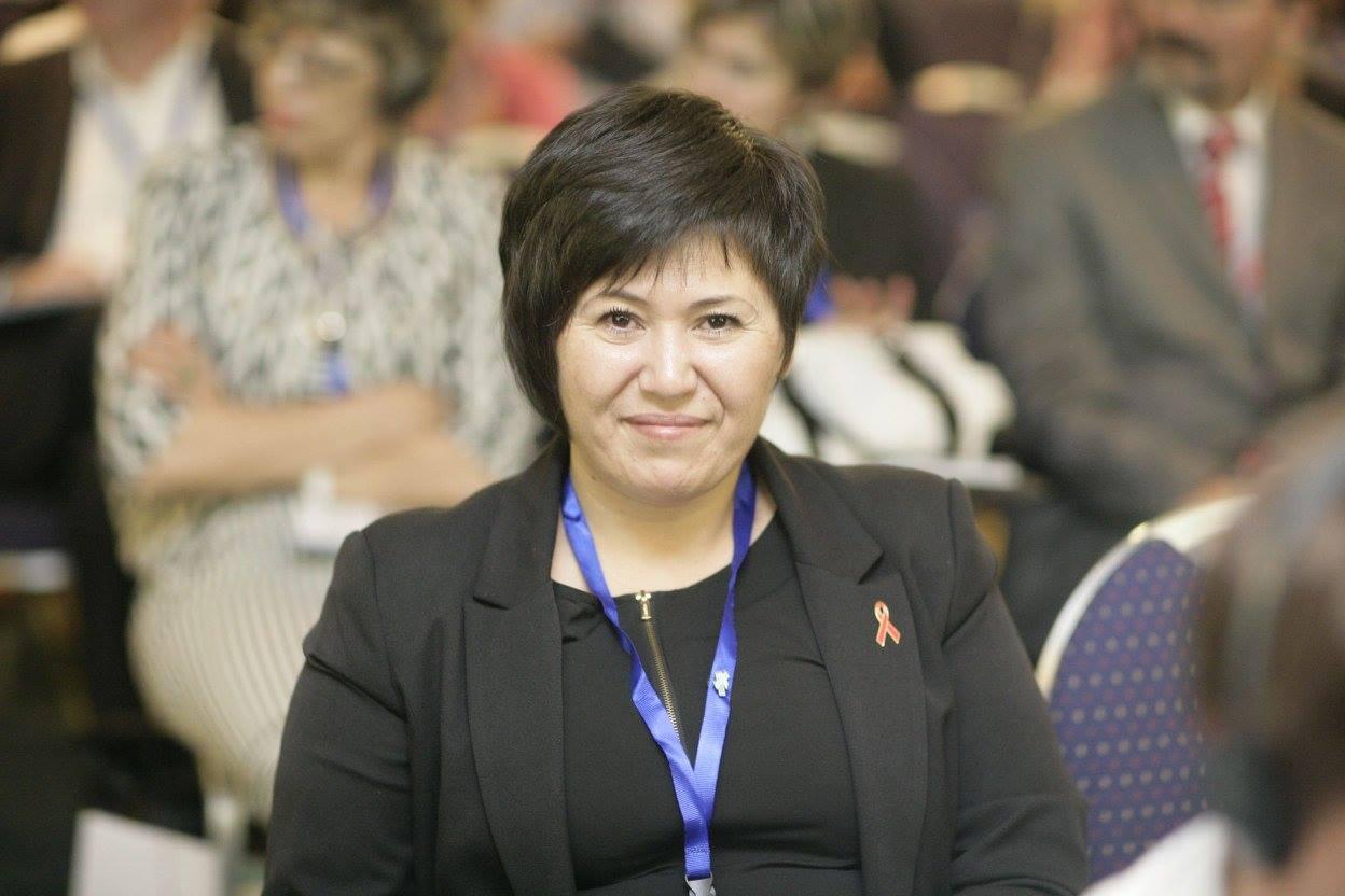 Оксана Ибрагимова